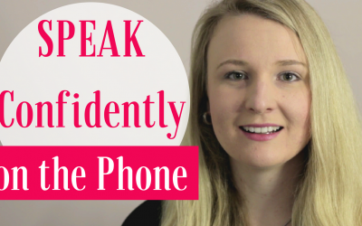 How to Speak Confidently in English on the Phone