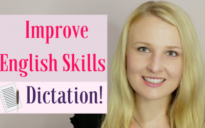 How to improve your English skills with dictation