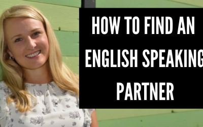 English Speaking Partner : How to find the perfect partner!