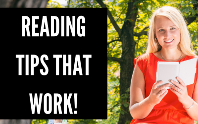 How to Improve your Reading Skills?