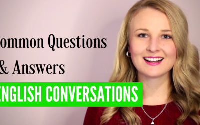 Common Questions and Answers in English Conversations