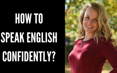 How to Speak English Confidently?