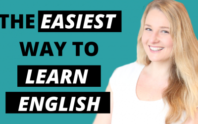 The easiest way to learn English