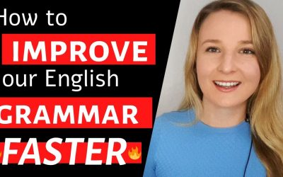 How to improve your grammar faster?